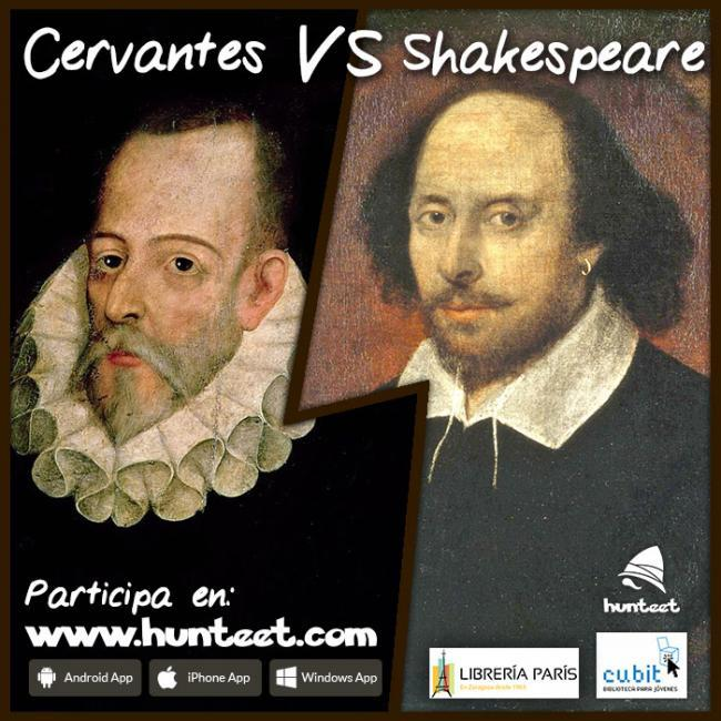 Cervantes vs. Shakespeare
