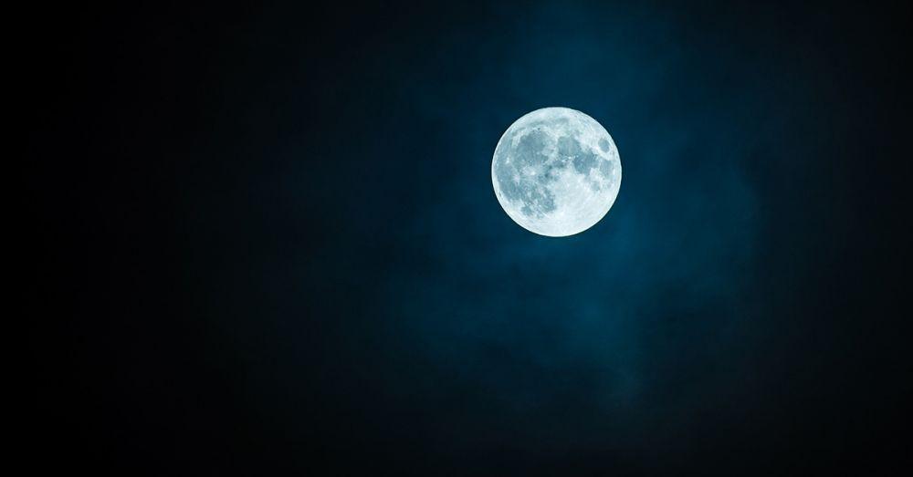 Mira a la luna