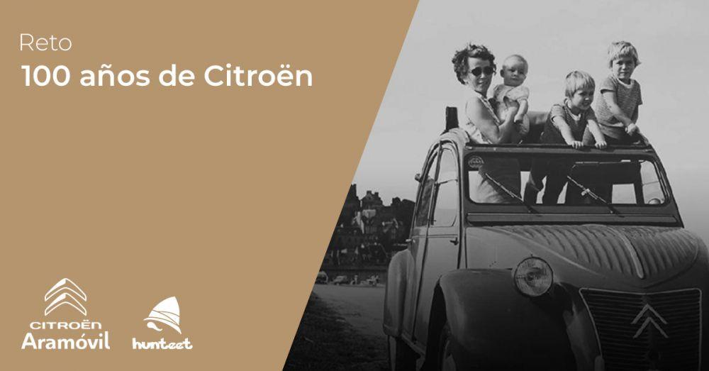 100 años de Citroën