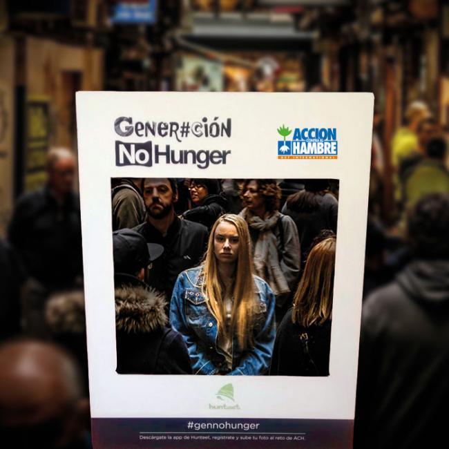 Tu marco contra el hambre