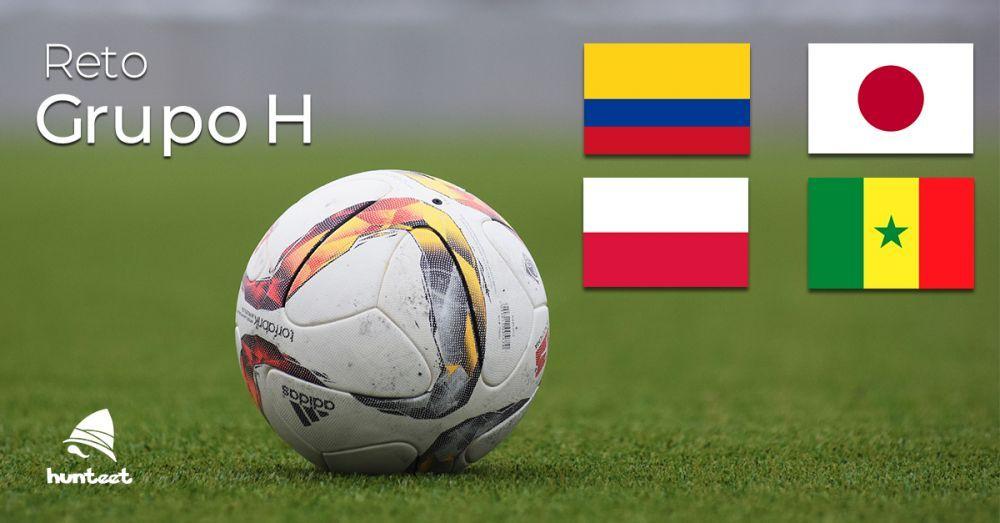 Grupo H: Mundial Rusia 2018