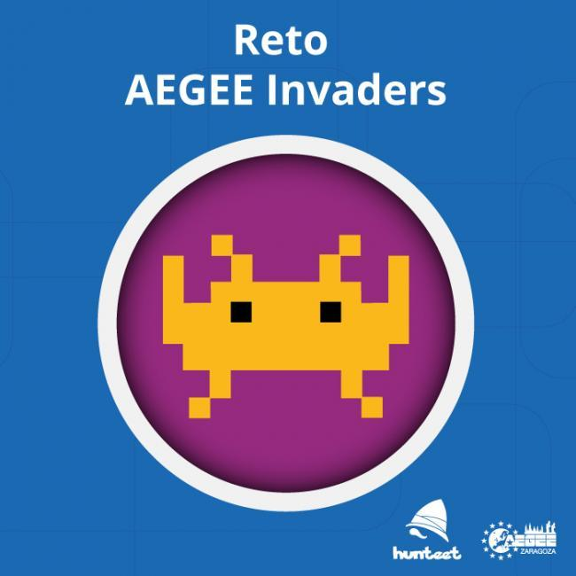AEGEE Invaders