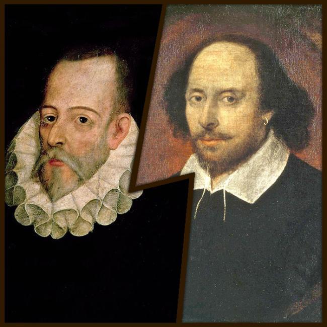 Cervantes vs. Shakespeare