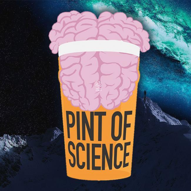 Pint of Science - Hoppy