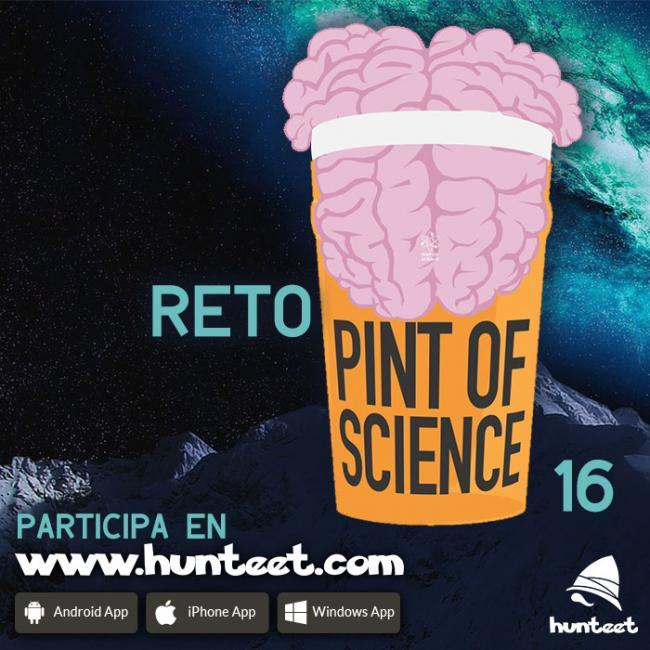 Pint of Science - Hoppy