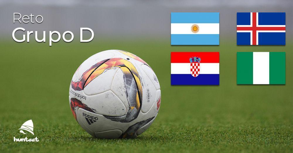 Grupo D: Mundial Rusia 2018
