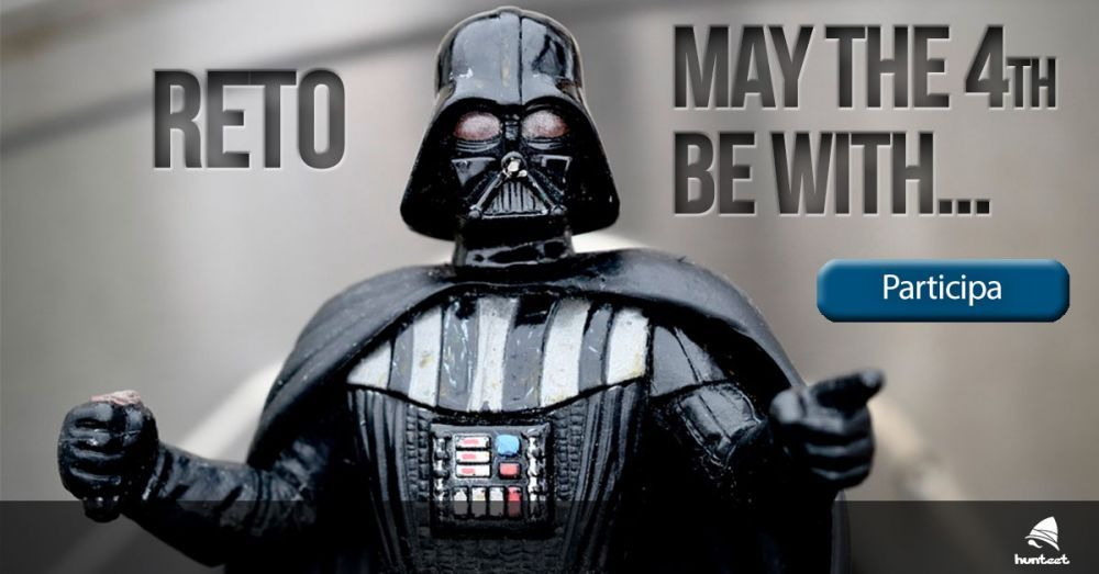 May the 4th be with...