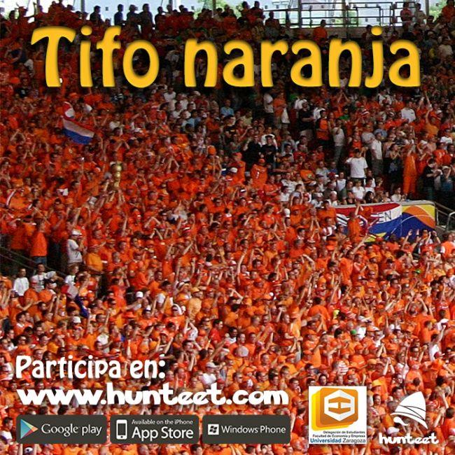 Tifo naranja