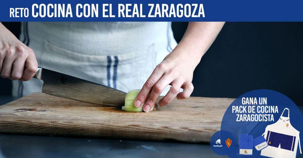 Cocina con el Real Zaragoza