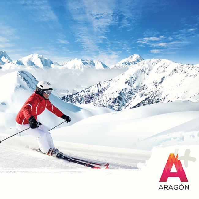 Nieve en Aragón