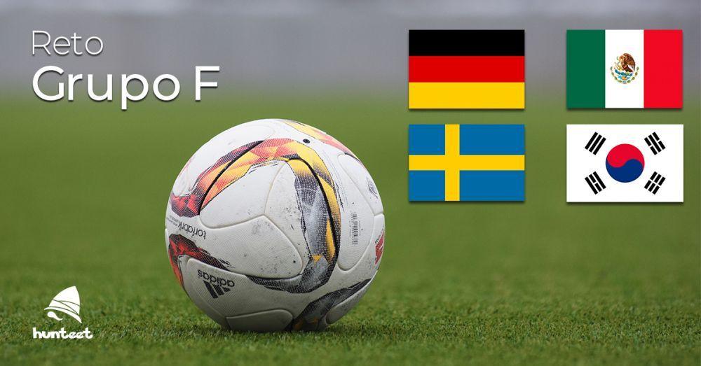 Grupo F: Mundial Rusia 2018