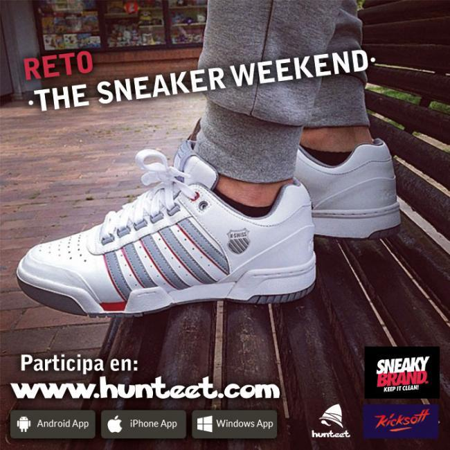 The Sneaker Weekend