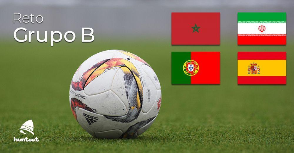 Grupo B: Mundial Rusia 2018