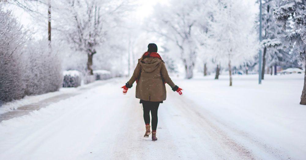 ¡Hola invierno!