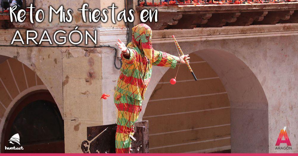 Mis fiestas en Aragón