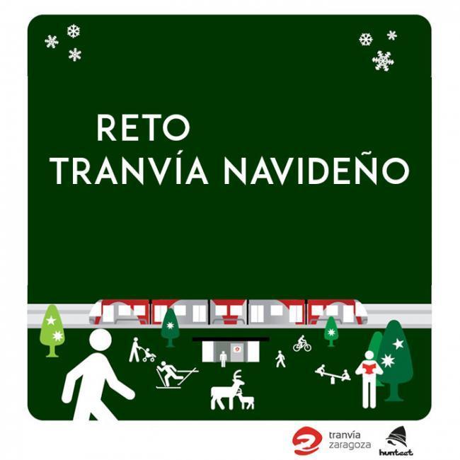 Tranvía navideño