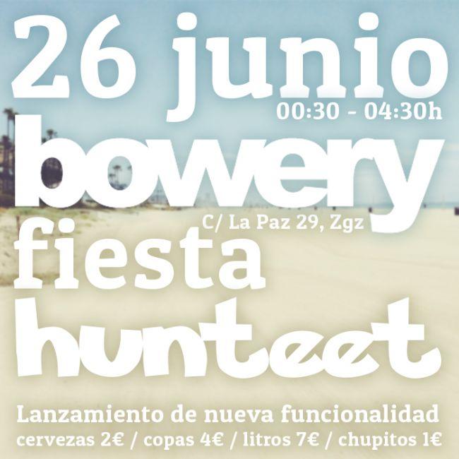 Las fiestas Hunteet molan