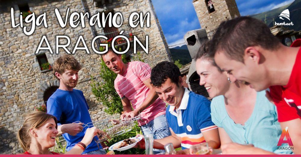 Verano en Aragón