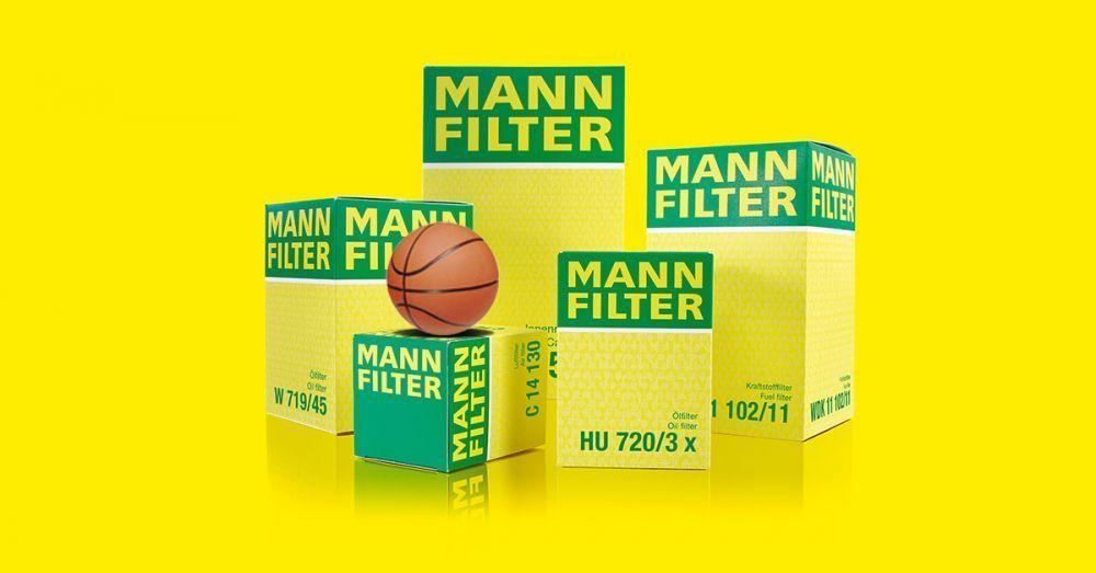 MANN-FILTER 2018/2019