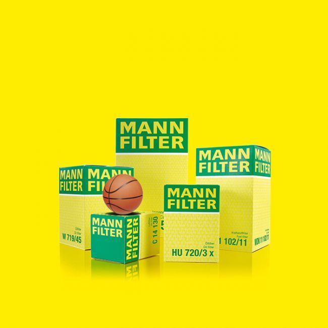 MANN-FILTER 2015 / 2016